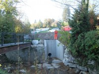 Auslaufbauwerk Eichgraben - AV Anzbach Laabental